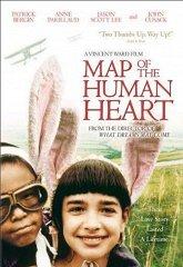 Постер Карта человеческого сердца