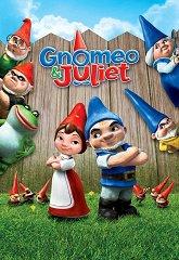 Постер Гномео и Джульетта