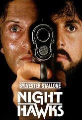 Постер Ночные ястребы