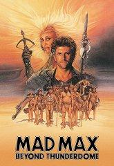 Постер Безумный Макс-3: Под куполом грома