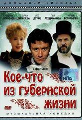 Постер Кое-что из губернской жизни