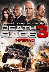Постер Смертельная гонка-3: Ад