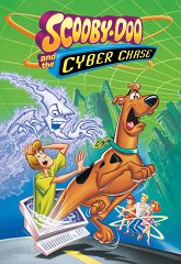 Постер Скуби-Ду и кибер-погоня