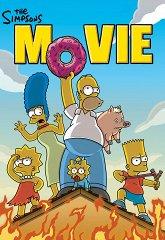 Постер Симпсоны в кино