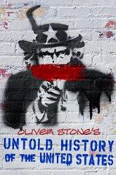 Постер Нерассказанная история Соединенных Штатов Оливера Стоуна
