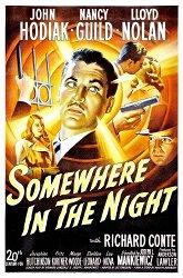 Постер Где-то в ночи