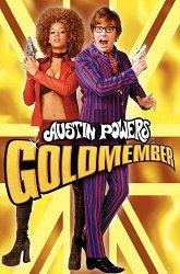 Постер Остин Пауэрс-3: Голдмембер