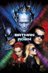 Постер Бэтмен и Робин