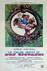 Постер Любовницы Дон Жуана