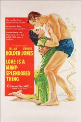Постер Любовь — самая великолепная вещь на свете