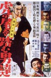 Постер Идущие за хвостом тигра