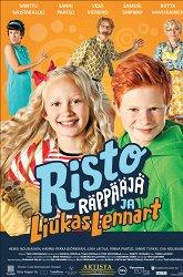 Постер Рикки Раппер и ловкий Леннарт