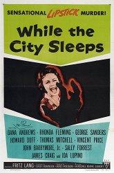 Постер Пока город спит