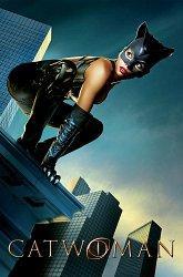 Постер Женщина-кошка