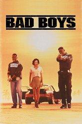 Постер Плохие парни