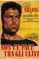 Постер Нет мира под оливами