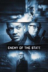 Постер Враг государства