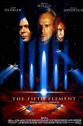 Постер Пятый элемент