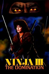 Постер Ниндзя-3: Подчинение
