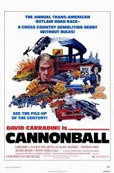 Постер Гонки «Пушечное ядро»