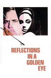 Постер Отражения в золотом глазу