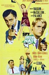 Постер Шпион в зеленой шляпе