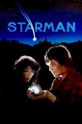 Постер Человек со звезды