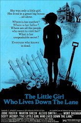 Постер Девочка, живущая вниз по переулку