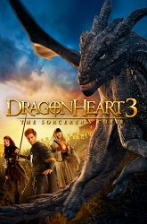 Постер Сердце дракона-3: Проклятье чародея