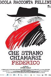Постер Федерико — что за странное имя!