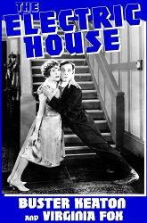 Постер Электрический дом