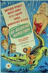 Постер Аллигатор по имени Дэйзи