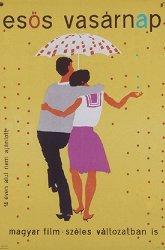 Постер Дождливое воскресенье