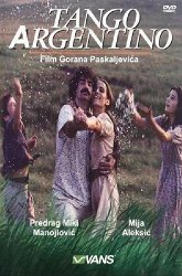 Постер Аргентинское танго
