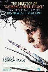 Постер Эдвард руки-ножницы