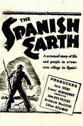 Постер Испанская земля