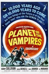 Постер Планета вампиров