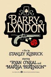 Постер Барри Линдон