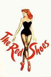 Постер Красные башмачки