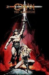 Постер Конан-варвар