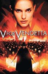 Постер V значит «вендетта»