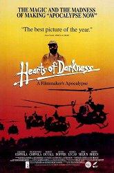Постер Сердца тьмы: Апокалипсис кинематографиста