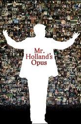 Постер Опус мистера Холланда