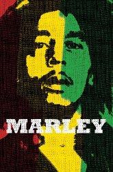 Постер Боб Марли. Регги навсегда