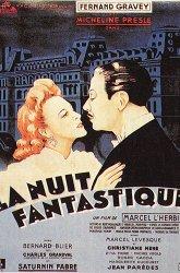 Постер Фантастическая ночь