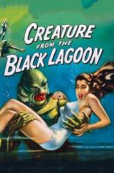 Постер Создание из Черной лагуны
