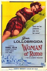 Постер Римлянка