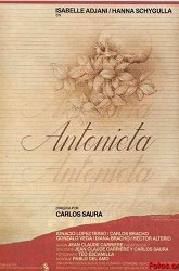 Постер Антоньета