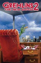 Постер Гремлины-2: Новая заварушка