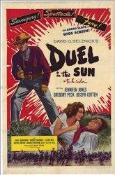 Постер Дуэль на солнце